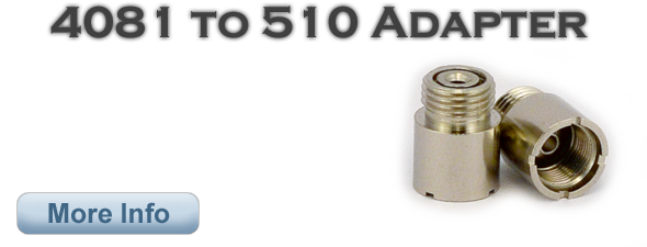 4081 to 510 Adapter