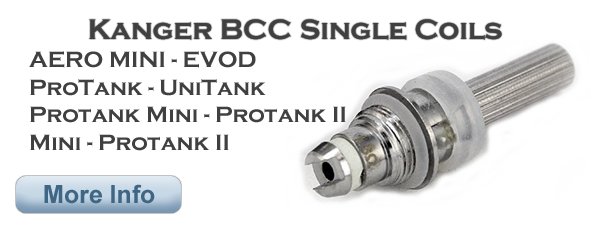 Kanger BCC Single Coil Replacement Head