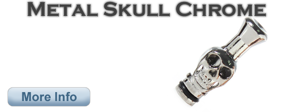 Metal Skull Chrome