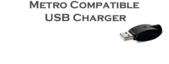 Metro Compatible USB Charger