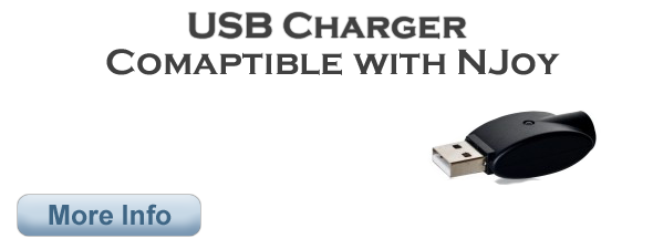 Compatible with NJoy USB Charger