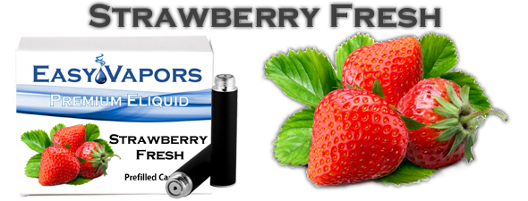 Prefilled Strawberry Fresh [Compatible Blu]