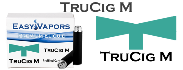 Prefilled TruCig M [Compatible with Metro]