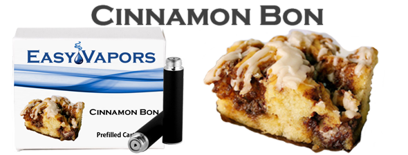 Prefilled Cinnamon Bon [Compatible Blu]