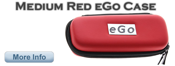 Medium Red eGo Case